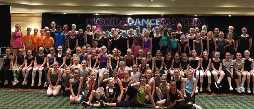Florida Dance Masters - Jennifer Russell - Perry